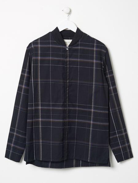 Stephan Schneider Quarter Bomber Shirt