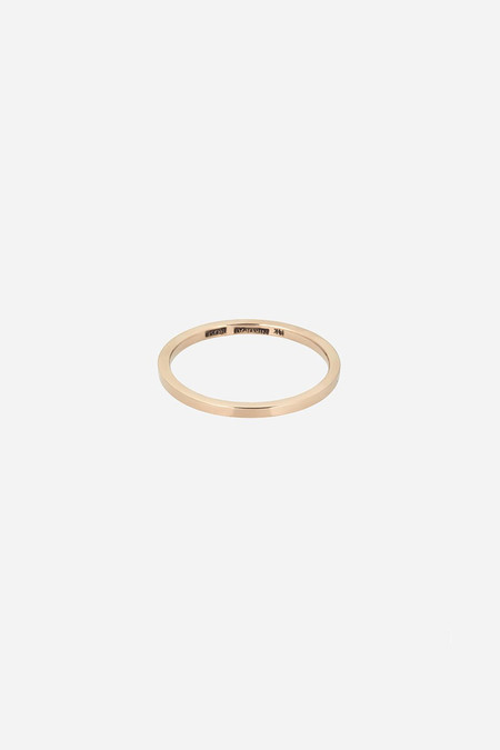 Nikolai Rose Yellow Gold S 11-1 Ring