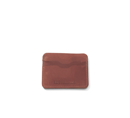 Lowell n. 109 OUTLAW card holder