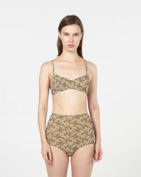 Pale Swimwear marigold bikini