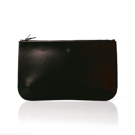 Marie Turnor The Ledger Clutch - Black
