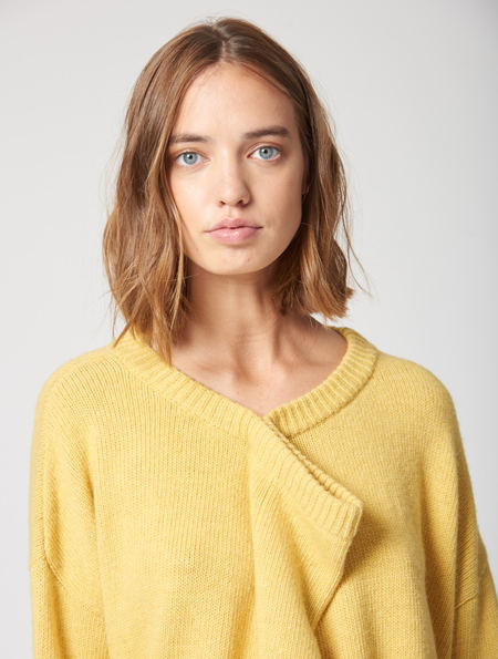 Peter Jensen Oversized Knitted Sweater