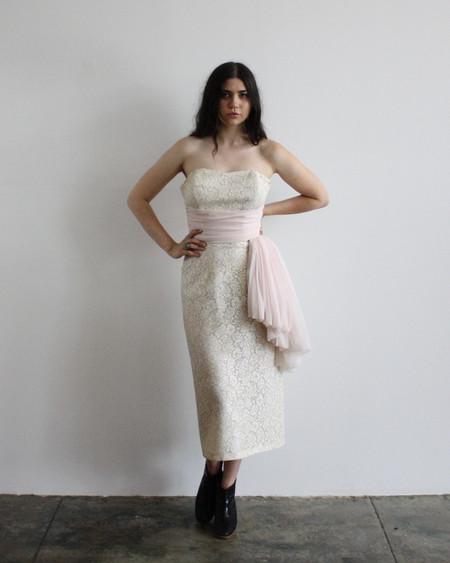 Vintage & Pre-loved Lilli Diamond Dress