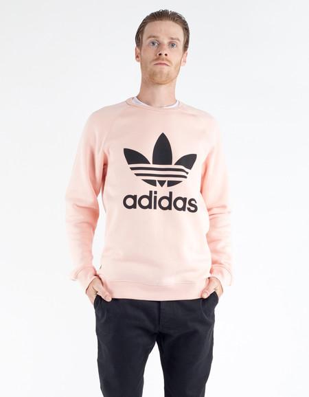 adidas Trefoil Crew Vapour Pink