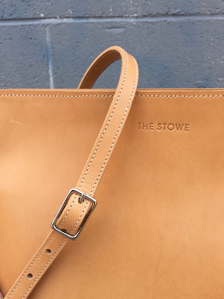 The Stowe Mini Charlotte Bag - Honey