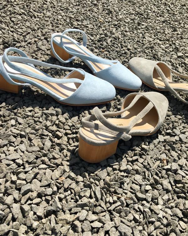 Anne Thomas Olga Shoe - Mastice