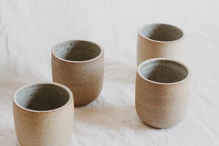 Julie Cloutier Set of Ceramic Tumbler