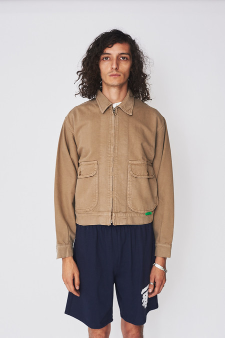 Willy Chavarria Cotton Caguama Jacket