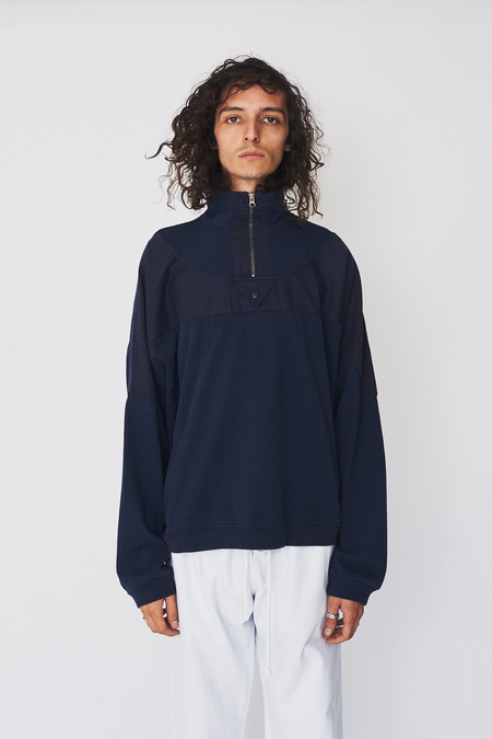 Willy Chavarria Cotton El Camino Pullover
