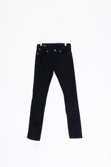 Assembly New York Straight Leg Jean - Black