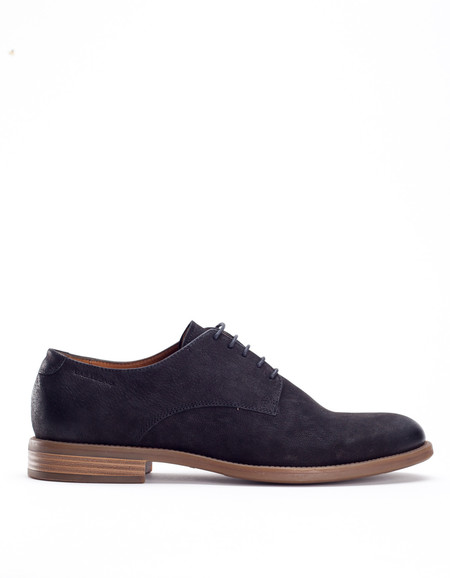 Vagabond Salvatore Oxford Black Nubuck