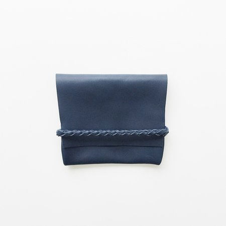 ARA Handbags Navy Smalls Fold Over Clutch