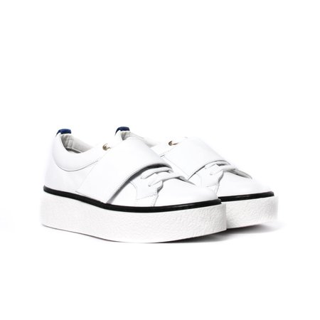 L'Intervalle Glory Sneakers - White