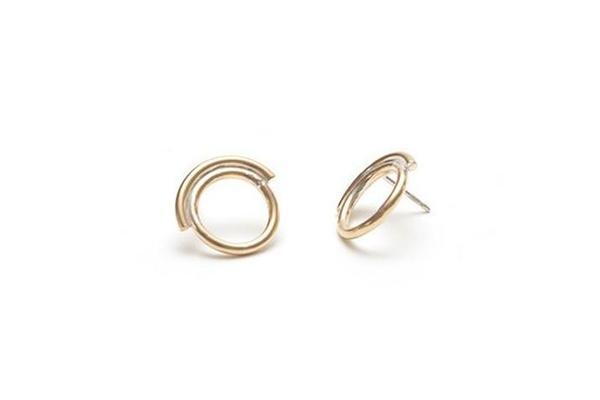 Seaworthy Orbit Earrings