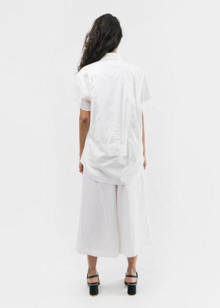 Study NY White Sam Shirt