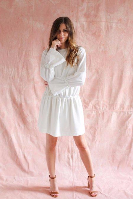 Designer's Remix Ashley Back Dress