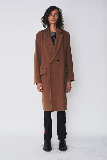 Assembly New York Wool Bruxelles Overcoat