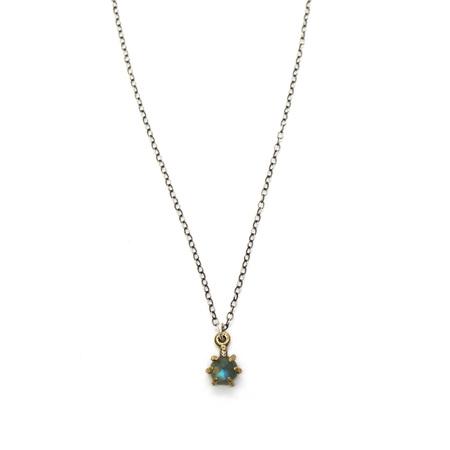 Laurel Hill Jewelry Io Pendant - Labradorite