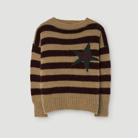 Kids The Animals Observatory Bull Kid's Sweater