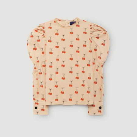 Kids The Animals Observatory Flamingo Kid's Blouse