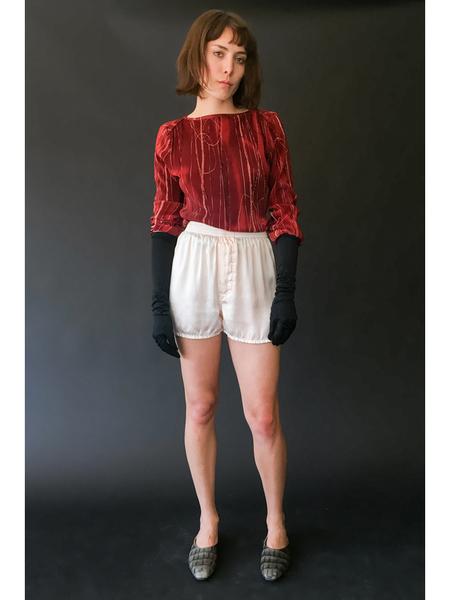 Audrey Louise Reynolds Organic Silk Boxer