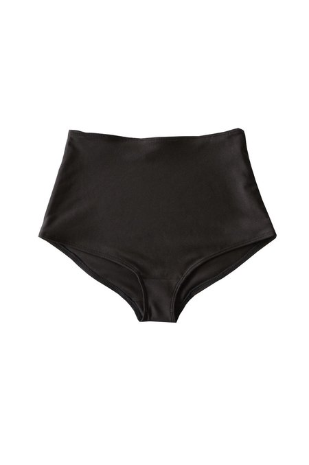 Hackwith Design House High Waisted Bottoms, Black