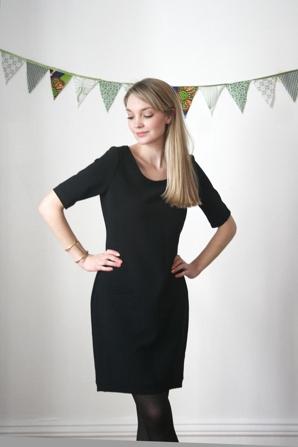 Betina Lou Gemma Dress | Black