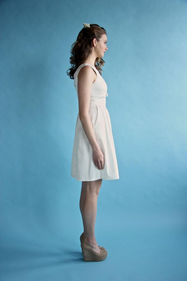 Birds Of North America Bridal Soar Dress