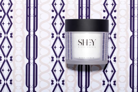 SHE-Y Black Orchid Body Scrub