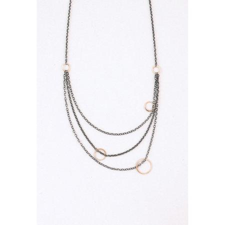 Melissa Joy Manning Drape Chain Necklace