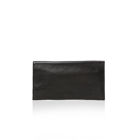 Marie Turnor Accessories The Toujours Wallet Clutch - Black Deer
