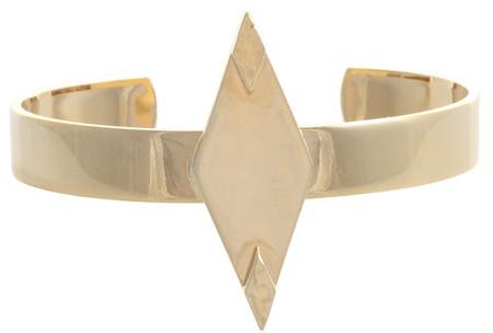 Anita K. Gold Diamond Bracelet
