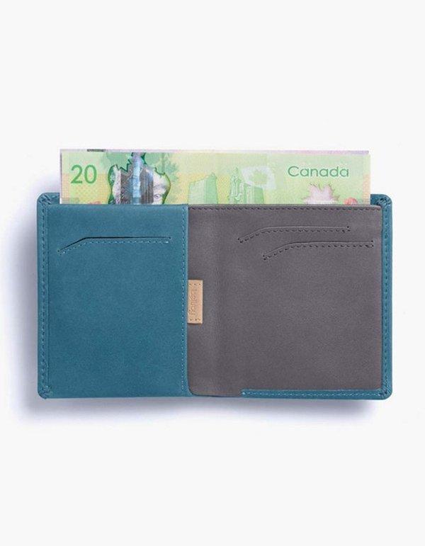Bellroy Note Sleeve Wallet Arctic Blue