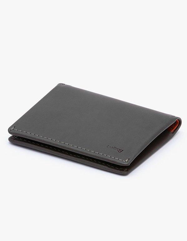 Bellroy Slim Sleeve Wallet Charcoal