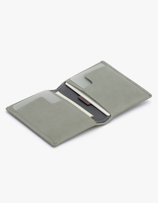 Bellroy Slim Sleeve Wallet Eucalyptus