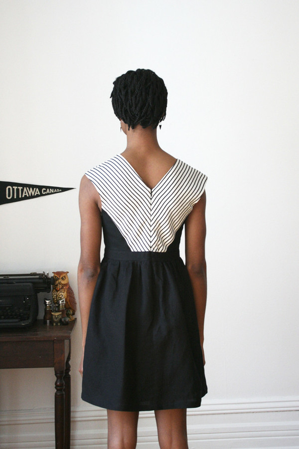 Eve Gravel Bill Dress