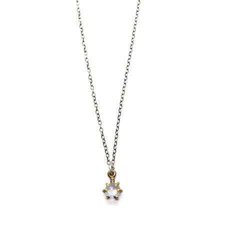 Laurel Hill Jewelry Io Pendant - Moonstone