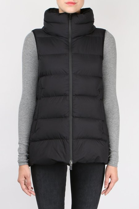 Herno Mock Neck Down Vest