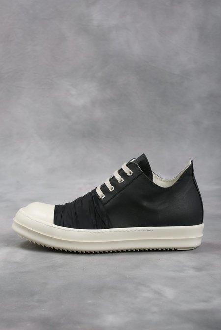 Rick Owens Drkshdw Low Sneaker w/ Nylon
