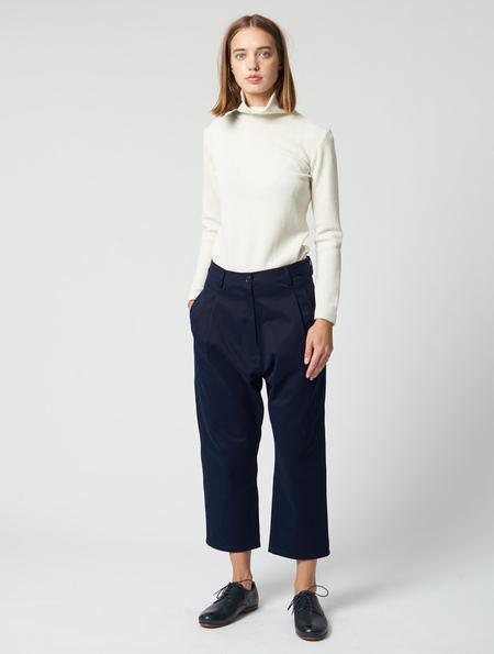 Studio Nicholson Bonsai Trousers - Navy