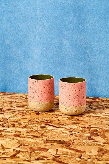 Lindsey Hampton Ceramic Tumblers