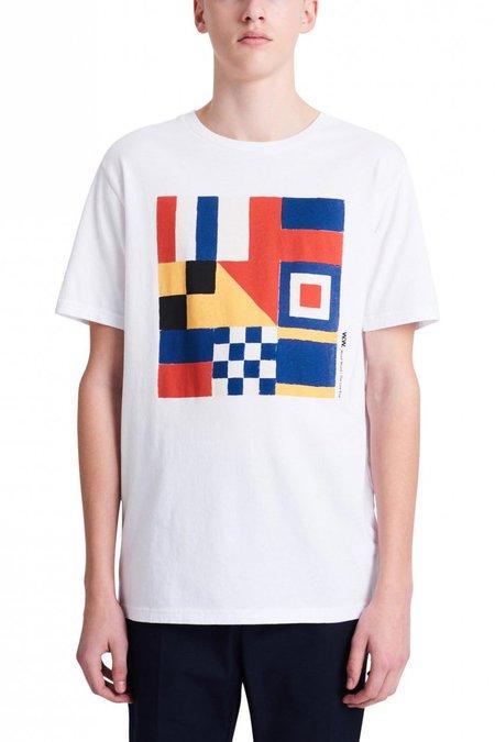 Wood Wood ICS T-shirt