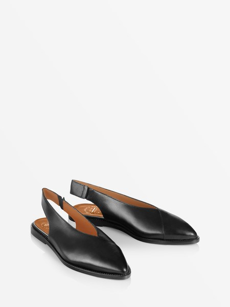 Atp Atelier Bee Shoes - Black