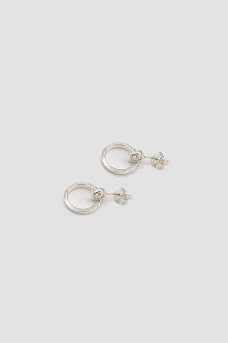 Open House Sterling Silver Kino Earrings