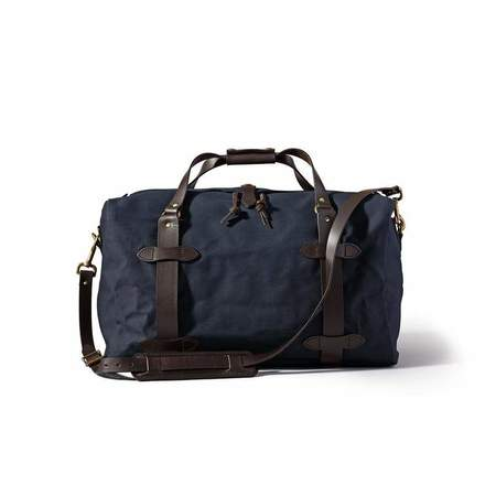 Filson Medium Duffle Bag Navy
