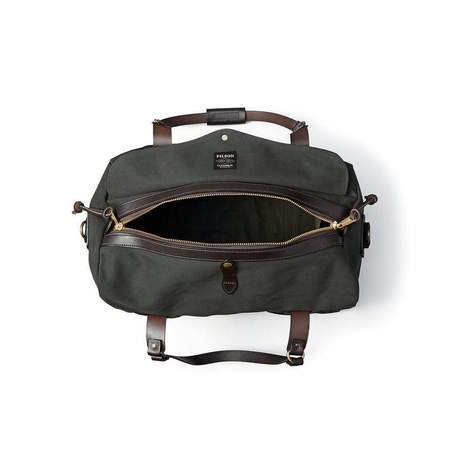 Medium Duffle Bag Otter Green