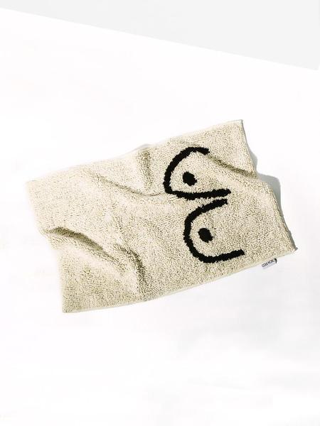 Cold Picnic Private Parts Bath Mat