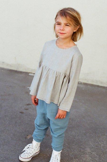 Kid's Shopboyandgirl Fillmore Pant in Azure
