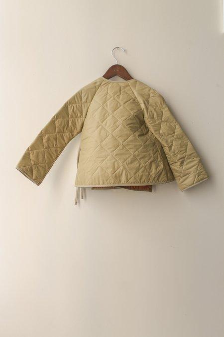 Kids Boy+Girl Kimono Jacket - Khaki Puff