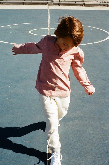 Kid's Shopboyandgirl Lounge Pant in Ash